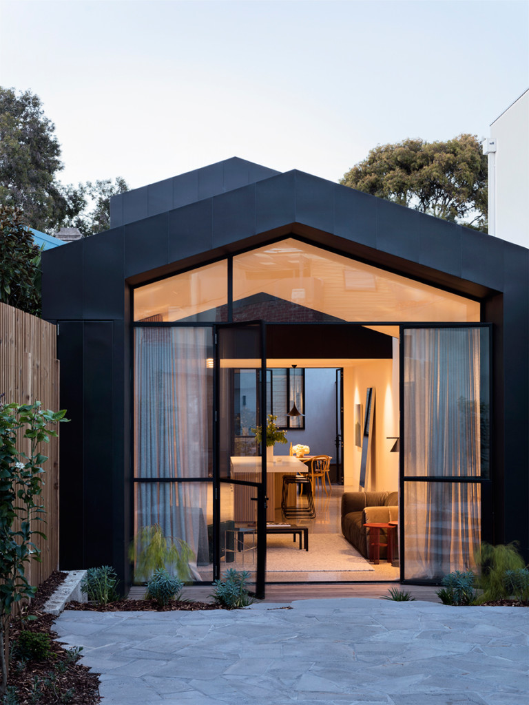 Pandolfini Architects Port Melbourne House